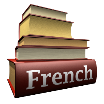 Books to learn the French language