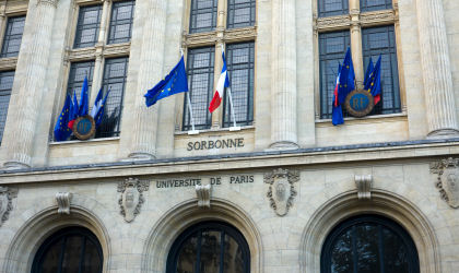 school of france building