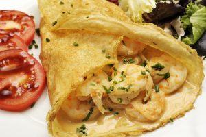 Image of Seafood Crepe