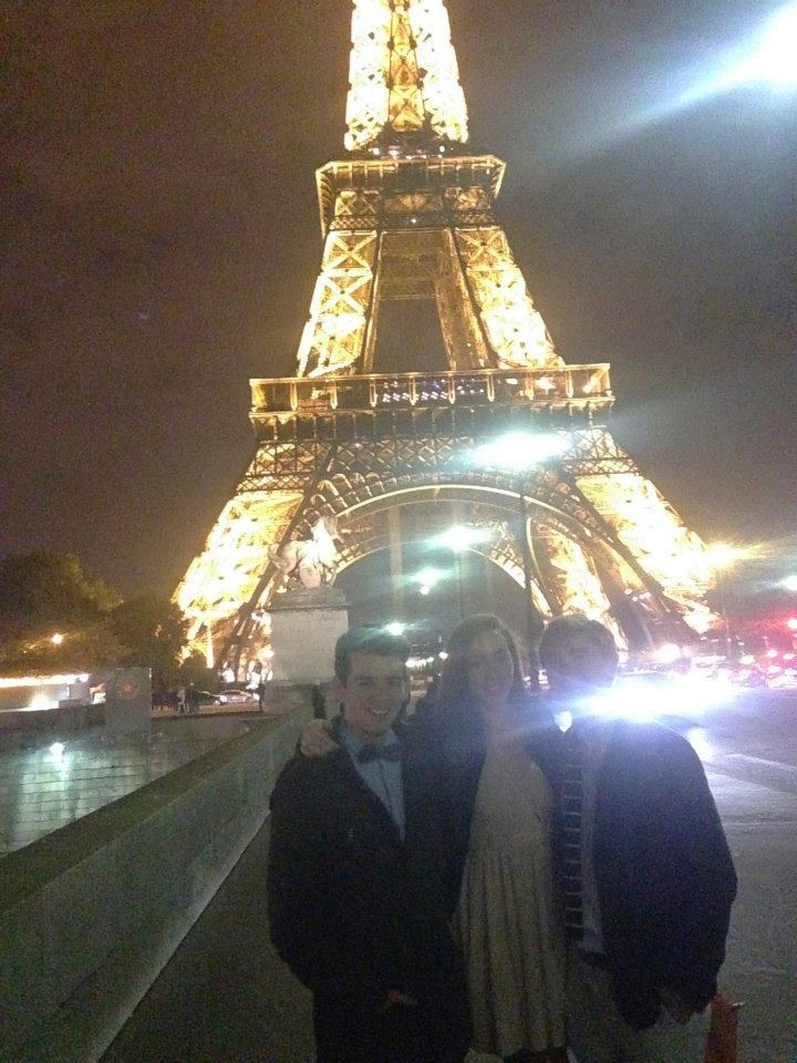NaperFrench Student attending French university in Paris
